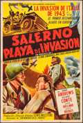 """Movie Posters:War, A Walk in the Sun (Diamond, 1946). Argentinean Poster (29"""" X 43"""").War.. ..."""