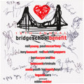 Music Memorabilia:Autographs and Signed Items, Bridge School Benefit Felt Poster Signed by Paul McCartney, NeilYoung, Eddie Vedder, and Others (2004)....