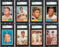 Baseball Cards:Lots, 1961 & 1962 Topps Baseball Shoe Box Collection (900+). ...