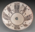 American Indian Art:Pottery, A Mimbres Black-On-White Bowl ...