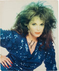 Music Memorabilia:Posters, A Connie Francis Group of Signed Posters, Circa 2000s.... (Total: 5Items)