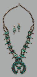 Jewelry:Suites, A Zuni Jewelry Suite... (Total: 2 Items)