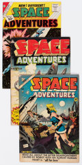 Golden Age (1938-1955):Science Fiction, Space Adventures Group of 5 (Charlton, 1953-62).... (Total: 5 ComicBooks)