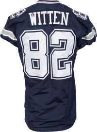 huge discount f3287 72eba 2014 Jason Witten Game Worn Dallas Cowboys Jersey and Pants ...