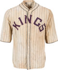 Baseball Collectibles:Uniforms, 1925-39 Vintage Flannel Baseball Uniform.... (Total: 2 item)