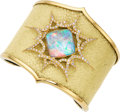 Estate Jewelry:Bracelets, Quartz, Opal, Diamond, Shagreen, Gold Bracelet, Stephen Webster . ...