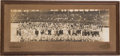 Baseball Collectibles:Photos, 1916 White Sox Original Panoramic Photograph. ...