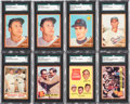 Baseball Cards:Lots, 1962 Topps Baseball Collection (500+). ...