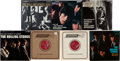 Music Memorabilia:Recordings, Rolling Stones Sealed and Rare Group of LPs (London, 1960s)....(Total: 7 )