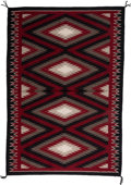 American Indian Art:Weavings, A Contemporary Navajo Rug...