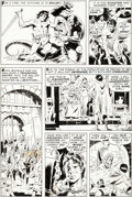 Original Comic Art:Panel Pages, Wally Wood Tower of Shadows #6 Story Page 3 Original Art(Marvel, 1970)....