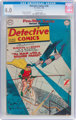 Detective Comics #166 (DC, 1950) CGC VG 4.0 Off-white pages