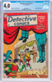 Detective Comics #212 (DC, 1954) CGC VG 4.0 Off-white pages