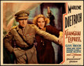 Movie Posters:Drama, Shanghai Express (Paramount, 1932). Lobby Card (11...