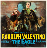 "The Eagle (United Artists, 1925). Six Sheet (79.25"" X 80"")"