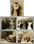 "Movie Posters:Academy Award Winners, Sunrise (Fox, 1927). Photos (5) (8"" X 10"").. ... (Total: 5 Items)"