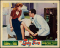 """Movie Posters:Comedy, The Lady Eve (Paramount, 1941). Lobby Card (11"""" X 14""""). Comedy....."""