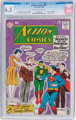 Action Comics #261 (DC, 1960) CGC FN+ 6.5 Off-white to white pages