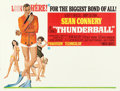 "Movie Posters:James Bond, Thunderball (United Artists, 1965). Subway (45"" X 60"") RobertMcGinnis Artwork.. ..."