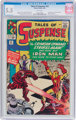 Tales of Suspense #52 (Marvel, 1964) CGC FN- 5.5 White pages