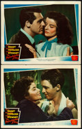 "Movie Posters:Comedy, The Philadelphia Story (MGM, 1940). Lobby Cards (2) (11"" X 14"")..... (Total: 2 Items)"
