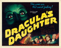 "Movie Posters:Horror, Dracula's Daughter (Universal, 1936). Half Sheet (22"" X 28"") StyleB.. ..."