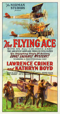 "Movie Posters:Black Films, The Flying Ace (Norman, 1926). Three Sheet (41"" X 81"").. ..."