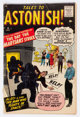 Tales to Astonish #4 (Marvel, 1959) Condition: GD
