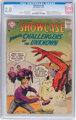 Showcase #6 Challengers of the Unknown (DC, 1957) CGC GD 2.0 Cream to off-white pages