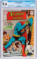 Action Comics #363 (DC, 1968) CGC NM+ 9.6 Off-white pages