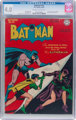 Batman #42 (DC, 1947) CGC VG 4.0 Off-white to white pages