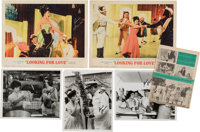 A Connie Francis Group of Signed Ephemera from Her Films, 1960s