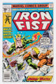 Iron Fist #14 (Marvel, 1977) Condition: FN+