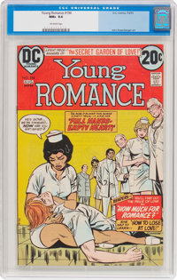 Young Romance #194 (DC, 1973) CGC NM+ 9.6 Off-white pages