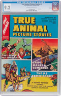 Golden Age (1938-1955):Miscellaneous, True Animal Picture Stories #2 Vancouver Pedigree (True Comics Press, 1947) CGC NM- 9.2 Off-white to white pages....
