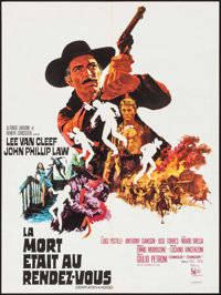 "Death Rides a Horse & Other Lot (United Artists, 1968). French Affiches (2) (23.5"" X 31.5"", 22.5""..."