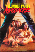 "Movie Posters:Horror, The Slumber Party Massacre (New World, 1982). One Sheet (27"" X41""). Horror.. ..."