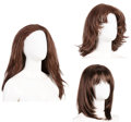 Music Memorabilia:Costumes, A Connie Francis Collection of Wigs, Circa 1990s.... (Total: 3 Items)