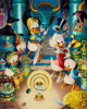 Carl Barks The Stone That Turns All Metals Gold Signed Numbered Limited Lithograph Print #4/350 (Another Rainbow