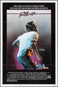 "Movie Posters:Drama, Footloose (Paramount, 1984). One Sheet (27"" X 41"") & Lobby CardSet of 8 (11"" X 14""). Drama.. ... (Total: 9 Items)"