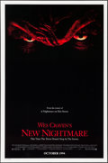 "Movie Posters:Horror, New Nightmare & Other Lot (New Line, 1994). One Sheets (2) (27""X 40"" & 27"" X 41""). DS Advance. Horror.. ... (Total..."