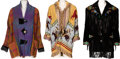 Music Memorabilia:Costumes, A Connie Francis Group of Western Wear, 1980s.... (Total: 3 Items)
