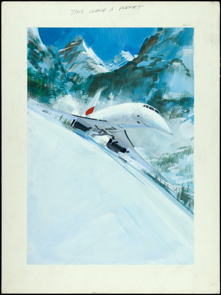 The Concorde Airport /'79-1979 Movie Poster