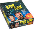 "Non-Sport Cards:Unopened Packs/Display Boxes, 1976 Topps ""Star Trek"" Wax Box With 36 Unopened Packs. ..."