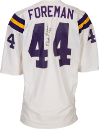 low cost 1a795 2be89 Early 1970's Leo Hayden/Chuck Foreman Game Worn & Signed ...