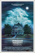 """Movie Posters:Horror, Fright Night (Columbia, 1985). One Sheet (27"""" X 39.75""""). Horror.. ..."""