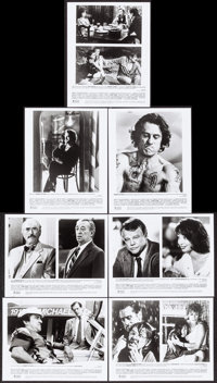 """Cape Fear (Universal, 1991). Photos (14) (8"""" X 10""""). Thriller. ... (Total: 14 Items)"""