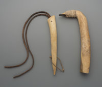 Two Plains Antler Implements