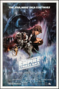 """Movie Posters:Science Fiction, The Empire Strikes Back (20th Century Fox, 1980). One Sheet (27"""" X 41"""") Style A. Science Fiction.. ..."""