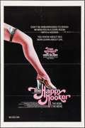 "Movie Posters:Sexploitation, The Happy Hooker (Cannon, 1975). One Sheet (27"" X 41"").Sexploitation.. ..."
